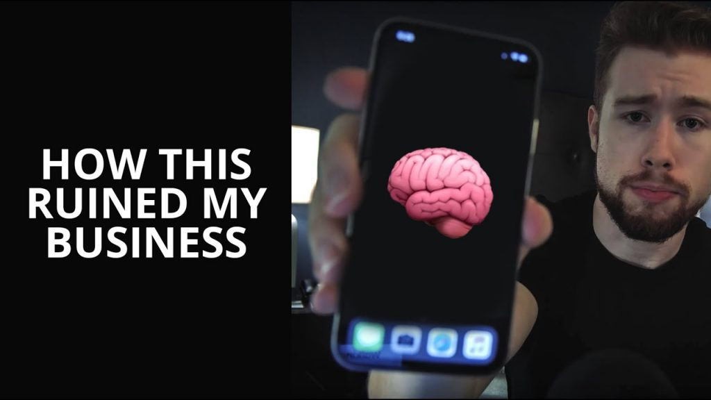 How Your Phone And Social Media Is Ruining Your Business